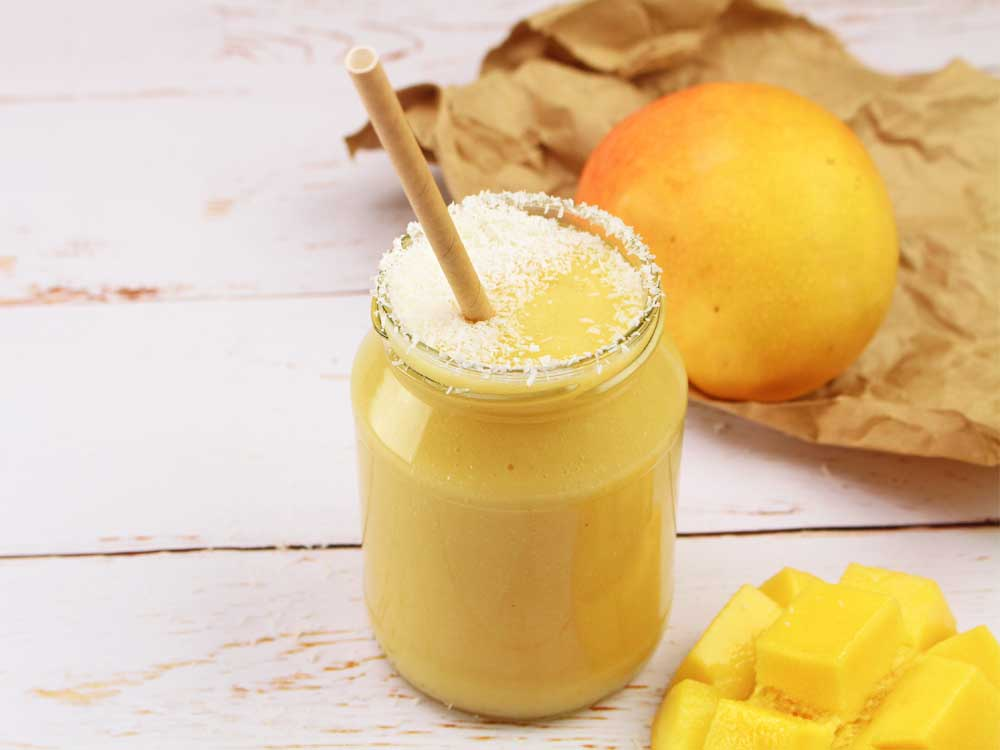 Mango and Maca Smoothie